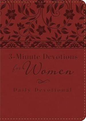 3-Minute Devotions for Women