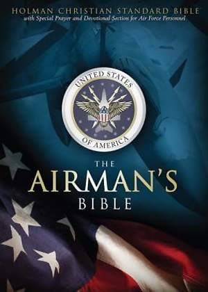 HCSB Heroes Bible - Airman's
