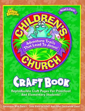 Children`s Church Craft Book