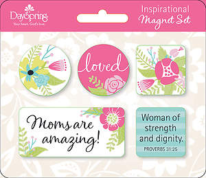 Beautiful Beyond Words - Magnet Set