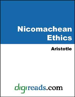 Nicomachean Ethics [Adobe Ebook]