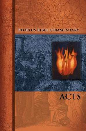People's Bible Commentary - Acts