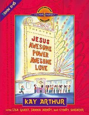 Jesus-Awesome Power, Awesome Love