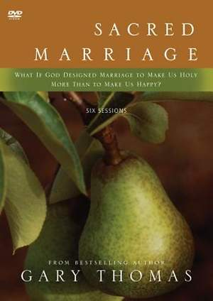 Sacred Marriage DVD