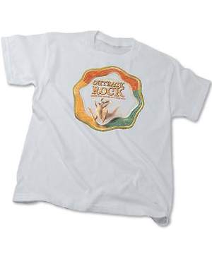 Group VBS 2015 Outback Rock Theme T-Shirt Adult (MED 38-40)