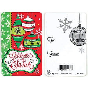 Celebrate the Savior Pocket Card - 12 Pack