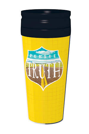 Pursue Truth - Travel Mug