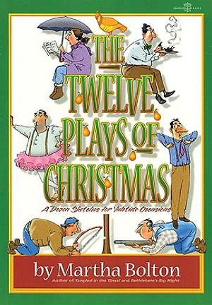 The 12 Plays of Christmas