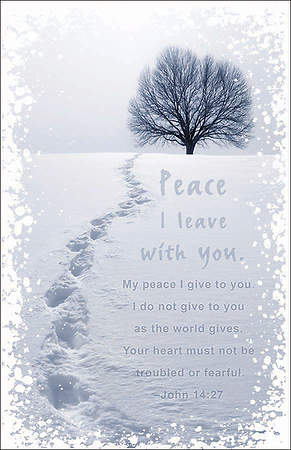 My Peace I Give