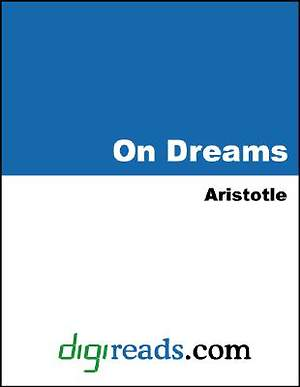 On Dreams [Adobe Ebook]