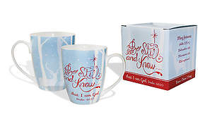 Be Still and Know Mug