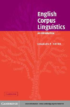 English Corpus Linguistics [Adobe Ebook]