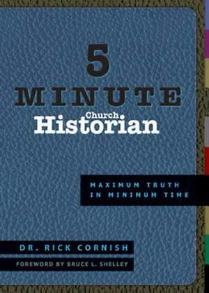 5 Minute Church Historian [ePub Ebook]