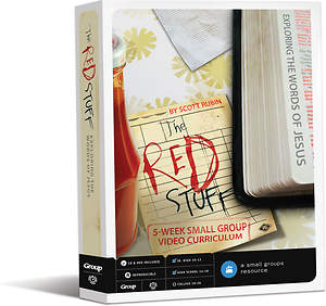 The Red Stuff CD & DVD