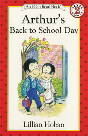 Arthur`s Back to School Day
