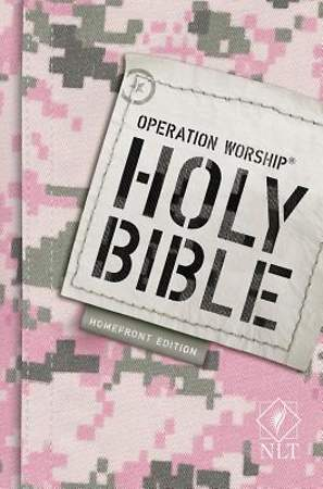 Operation Worship Bible, Homefront Edition