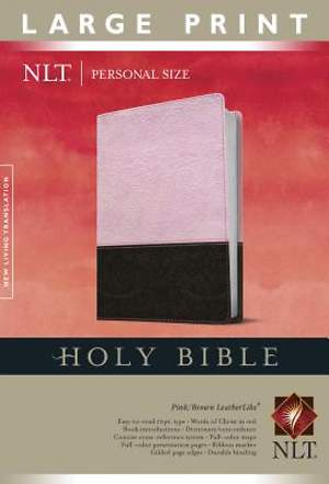 New Living Translation Personal Size Bible, Large Print
