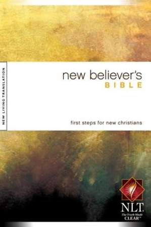 New Believer's Bible NLT [ePub Ebook]