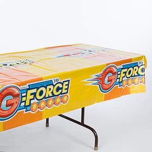 Vacation Bible School (VBS) 2015 G-Force Tablecloth