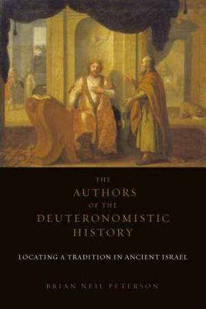 The Authors of the Deuteronomistic History [Adobe Ebook]