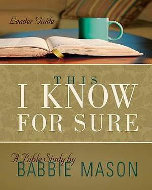 This I Know For Sure - Women's Bible Study Leader Guide - eBook [ePub]