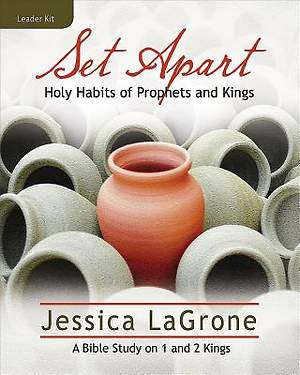 Set Apart - Women's Bible Study Leader Kit