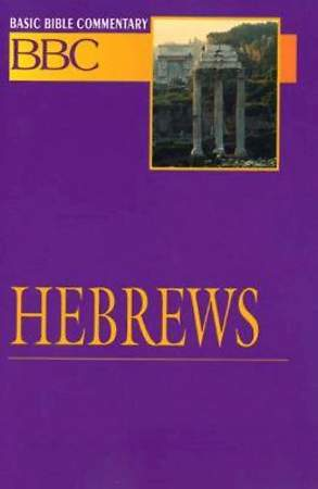 Basic Bible Commentary Hebrews