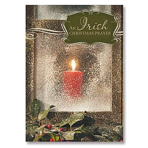 Irish Candle Boxed Cards