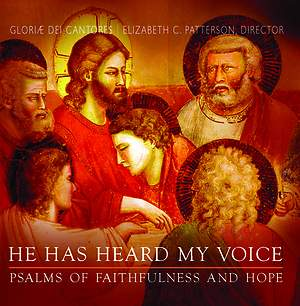 He Has Heard My Voice CD