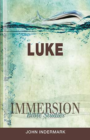 Immersion Bible Studies: Luke - eBook [ePub]