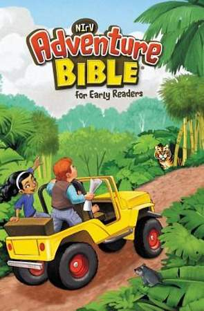 Adventure Bible New International Reader`s Version for Early Readers