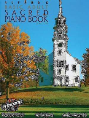 Alfred's Basic Adult Piano Course Sacred Book, Level 1