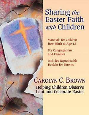 Sharing the Easter Faith with Children - eBook [ePub]