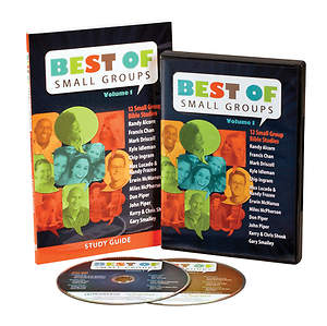 Best of Small Groups - Volume 1 Study Pack