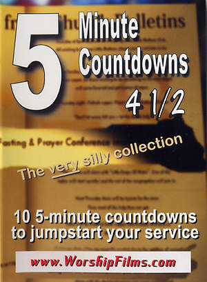 Worship Films; 5 Minute Countdowns  The Very Silly Collection