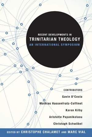 Recent Developments in Trinitarian Theology [Adobe Ebook]