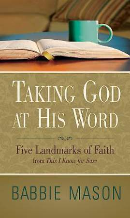 Taking God at His Word Preview Book - eBook [ePub]