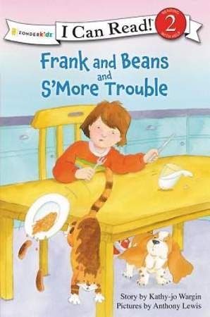 Frank and Beans and S`More Trouble