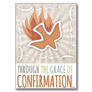 Confirmation Cards - Set of 6