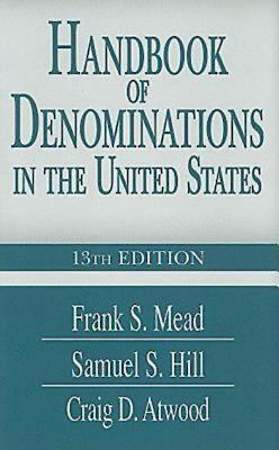 Handbook of Denominations in the United States 13th Edition - eBook [ePub]