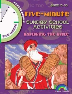 Five-Minute Sunday School Activities