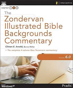 The Zondervan Illustrated Bible Backgrounds Commentary - New Testament for Windows 6.0