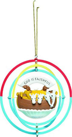 Noahs Ark Christmas Ornament
