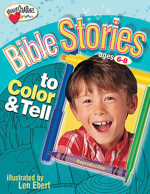 Heartshaper Bible Stories to Color and Tell