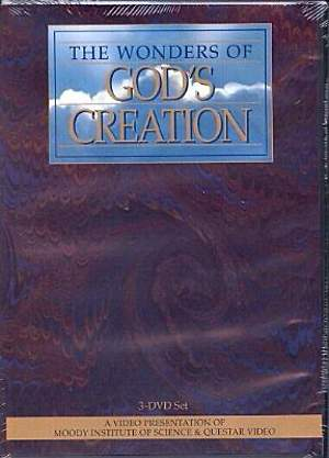 Wonders of God`s Creation Set DVD