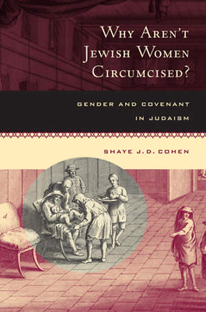 Why Aren't Jewish Women Circumcised? [Adobe Ebook]