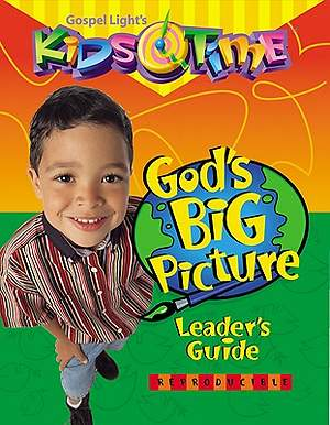 God's Big Picture Leaders Guide