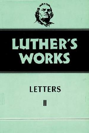 Luther's Works, Volume 49