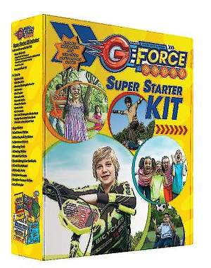 Vacation Bible School (VBS) 2015 G-Force Super Starter Kit
