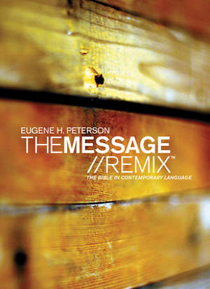 Bible Message Remix 2.0 Paperback